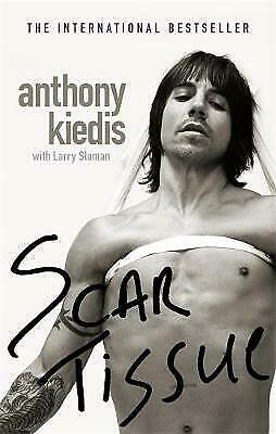 Scar Tissue: The Autobiography, Anthony Kiedis, Larry Sloman, New