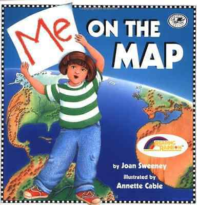 Me on the Map (Dragonfly Books) - Sweeney, Joan NEW Paperback 1 Aug 1999