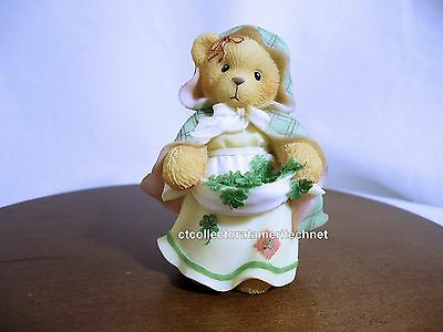 Cherished Teddies Colleen Across The Seas 1998 NIB