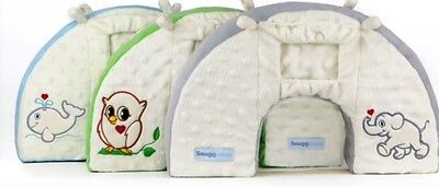 Snuggwugg Interactive Diaper Changing Travel Smartphone Baby Toddler Pillow