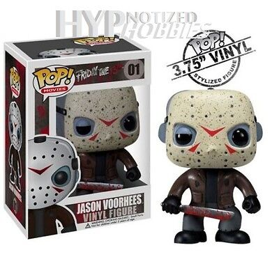 FUNKO POP MOVIES FRIDAY THE 13th JASON VOORHEES 01