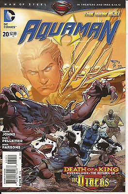 Aquaman # 20 * New 52 * Near Mint