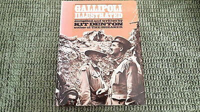 WW1 Gallipoli Illustrated Reference Book