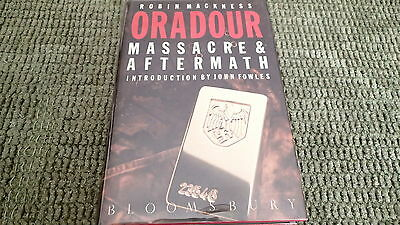 WW2 France Oradour Massacre and Aftermath Reference Book