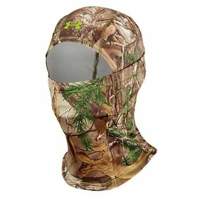 Under Armour Scent Control ColdGear Infrared Hood 1249606 Realtree Mossy