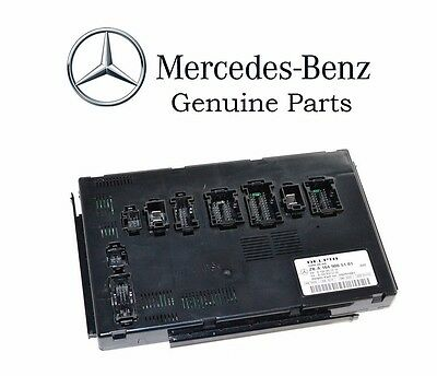 NEW Mercedes Signal Acquisition And Actuation Module CONTROL UNIT 1649005101