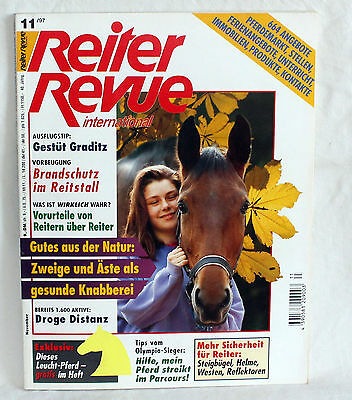 REITER REVUE international 11/1997