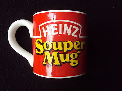 Vintage Retro Sadler Promo Mugs Heinz Soup Souper Mug Vgc Free Uk Post
