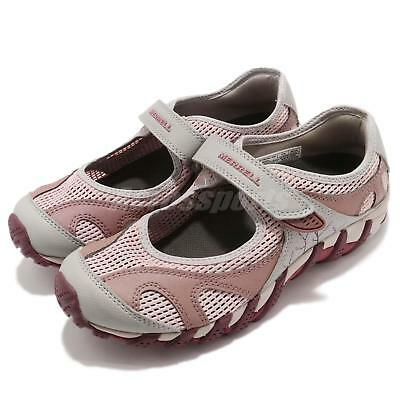 Merrell Waterpro Pandi Vibram Pink Grey Womens Adventure Water Shoes ML587924