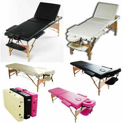 Professional Folding Lightweight Massage Table Bed Cover Bag Beauty Couch Salon
