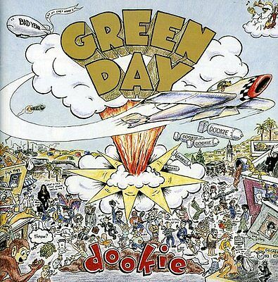 Green Day - Dookie [CD New]
