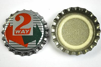 Vintage 2 Way Kronkorken USA Soda Bottle Cap