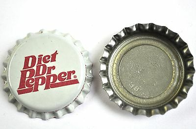 Vintage Diet Dr. Pepper Kronkorken USA Soda Bottle Cap