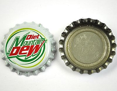Vintage Diet Mountain Dew Kronkorken USA Soda Bottle Cap