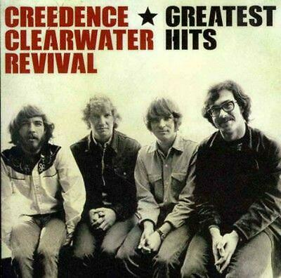 Greatest Hits - Creedence Clearwater Revival CD-JEWEL CASE Free Shipping!