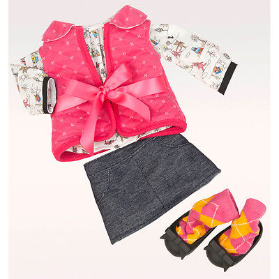 Our Generation Cabin Chic Dolls Outfit NEW
