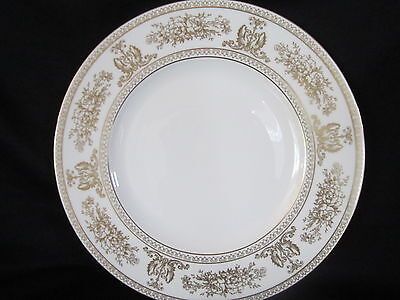 Wedgwood - COLUMBIA GOLD - Dinner Plate - BRAND NEW