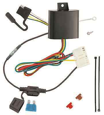 TRAILER WIRING HARNESS Kit For 14-19 Acura MDX All Styles Plug & Play on