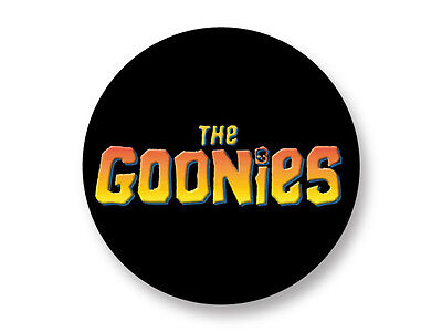 """Pin Button Badge Ø25mm 1"""" The Goonies The Best 80's Movies Film Cinema"""