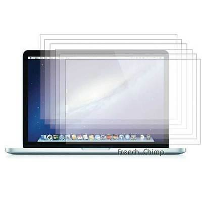 """Clear Screen Protector LCD Film Guard For MacBook Air/Pro 13 13.3"""" Retina Pro 15"""