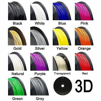 3D Printer Filament - ABS - 1.75mm - 1KG Spool - Various Colours Available