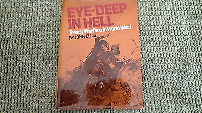 WW1 British Eye Deep in Hell Reference Book