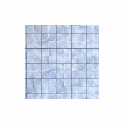 Doll House 12th scale Wallpaper: Blue marble tiles