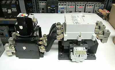 * General Electric Contactor 310A, 3Ph, 300Hp, 110-127V  Cat# CK95BE300 ..ZM-300