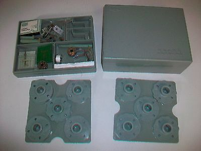 Vintage Sears Kenmore Accessories & Cams Lot Box