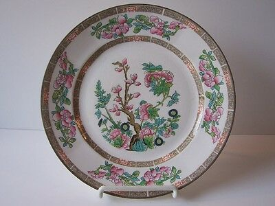 Edwin Knowles Indian Tree Salad Plate Circa 1922 Vintage Pattern # KNO175