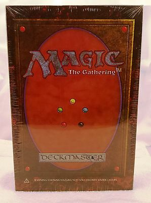 Mtg Magic Revised Gift Box 2 Player Starter Set Sealed Unopened Ultra Rare OOP