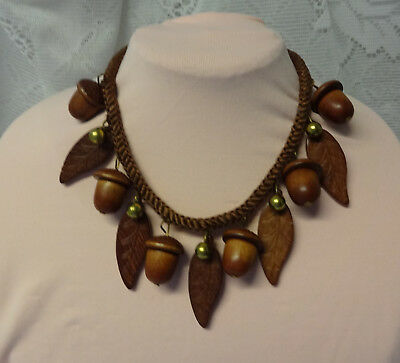 Antique Victorian Edwardian Hand Made Human Hair Black Forest Mourning Necklace