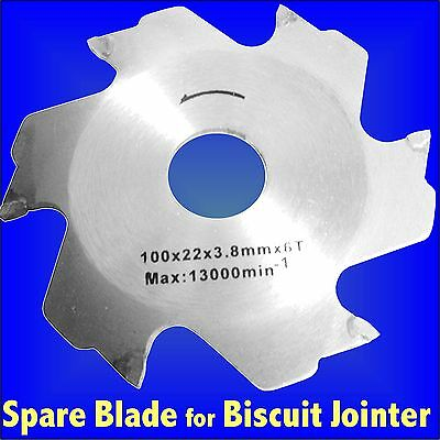 Spare Blade for Silverline Biscuit Jointer joiner & fits Draper Makita PowerPlus