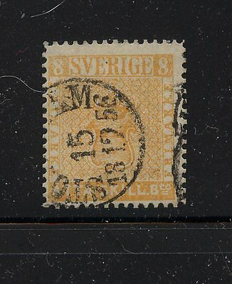 Sweden  4  used with certificate   catalog  $600.00         MS0201