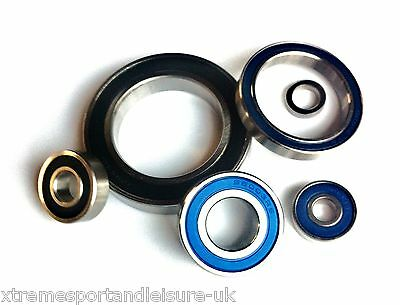 Max Fill Upgrade Stainless Steel Mtb Bmx All Cycle Cartridge Bearings