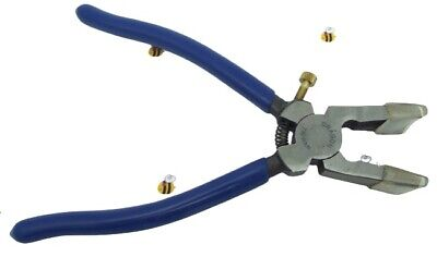 Glass Cutting Tools DRAGON MINI LINE RUNNING PLIER Stained Glass Supplies