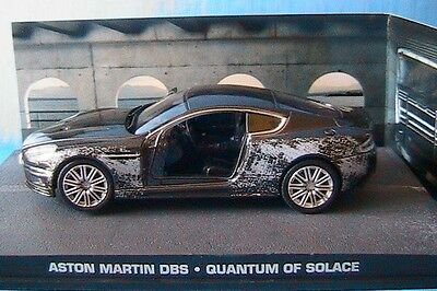 Aston Martin Dbs Quantum Of Solace James Bond 007 1/43 Universal Hobbies Door