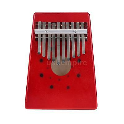 10 Keys Birch Finger Thumb Piano Mbira Well Polished For Music Lovers New P2YD
