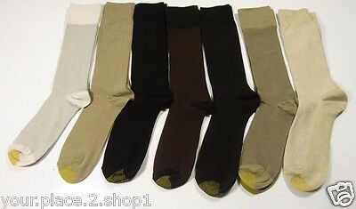 Gold Toe Fashion 7 Pair Assortment Sock Set