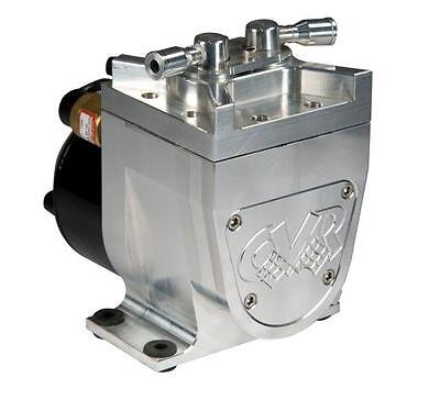 Cvr Brake Vacuum Pump Electric Billet 12 Volt For Big Cammed Engines - Cvrvp612
