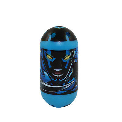 "Mighty Beanz Moose 2011 3cm/1.1"" #51 BLUE BEETLE"