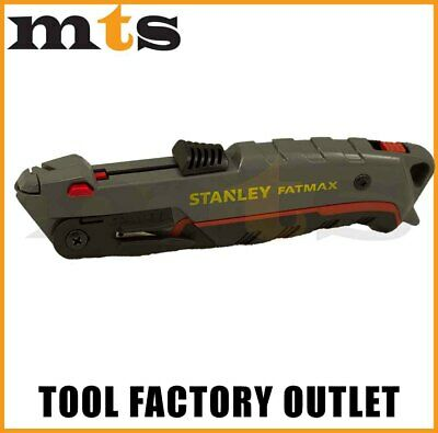 Stanley Fatmax 0-10-242 Safety Knife Self Retracting
