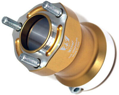 Rear Hub 40mm Gold 95mm/Medium Go Kart Karting Race Racing
