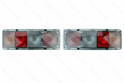 Hymer Swing Motorhome 2000 to 2003 Rear Light/lamps SMOKED BRITAX type C524