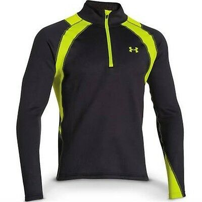 Men's Under Armour Scent Control Extreme Base 1/4 Zip Top 1259135 All Sizes