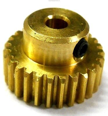1/10 Scale 540 550 EP Motor Pinion Gear 27 Tooth Teeth 48 pitch 27T