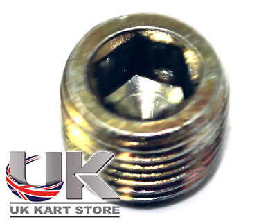 Rotax Max Cylinder Head Water Plug UK KART STORE