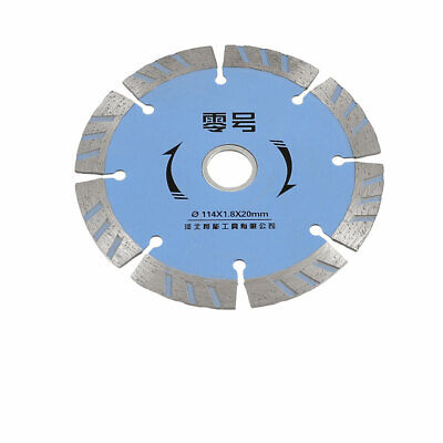 Stone Tile Grinding 114 x 1.8 x 20mm Metal Wheel Diamond Disc