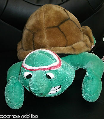 Creature Comforts Frank The Tortoise Large  Soft Toy