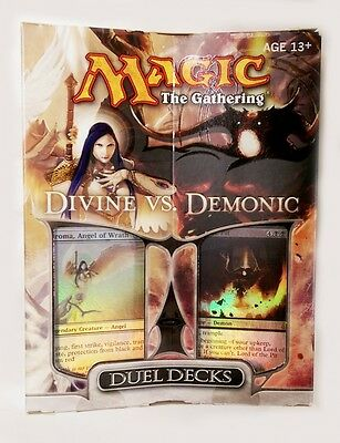 Magic the Gathering Duel Deck Divine vs. Demonic englisch